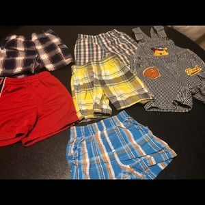 Other - Shorts and overalls bundle